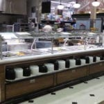 Convertible Hot Cold Food Lineup with Soup Counter Goes from Full to Self Service - Atlantic Food Bars - HCCSFB15640 SW4840 5