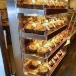 Multi-Level Hot Grab & Go Merchandiser with Flat Front Profile - Atlantic Food Bars - WRT-N-F 1