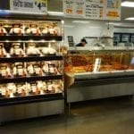 Multi-Level Hot Grab & Go Merchandiser with Flat Front Profile - Atlantic Food Bars - WRT-N-F 4