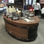 Oval Soup Bar with Refrigerated Cold Pan - Atlantic Food Bars - OSB9246-GC-ISW-RCP 2