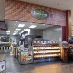Low Profile Hot Grab & Go Chicken Merchandiser with 6-Well Soup Station WRGCL9637 SW6030 2