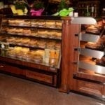 Matching Low Profile 4-Level Hot Grab and Go and Refrigerated End-Cap - Estate Series - Atlantic Food Bars - WRGCL6534 MDR6534 1