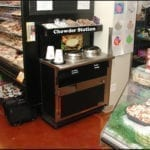 Narrow Soup Bar and Chowder Station - Soup's On - Atlantic Food Bars - SOG3618N 2