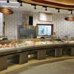 Refrigerated Seafood Display Cases on Pedestal Bases - Atlantic Food Bars - FSCN-W-P 5