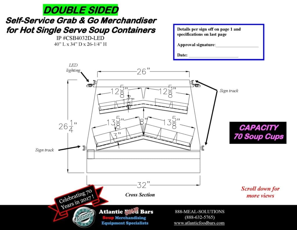 Atlantic Food Bars - Single and Double Sided Hot Soup Saver for Conversion to Grab and Go Soup Merchandising - CSB Drawings_Page_4